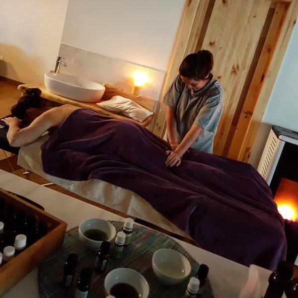 Tratamientos Aromaterapéuticos con Yolanda Muñoz