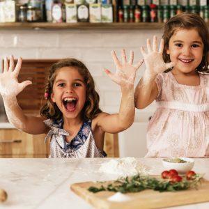 Taller de Elaboración de Pizzas Creativas en Familia
