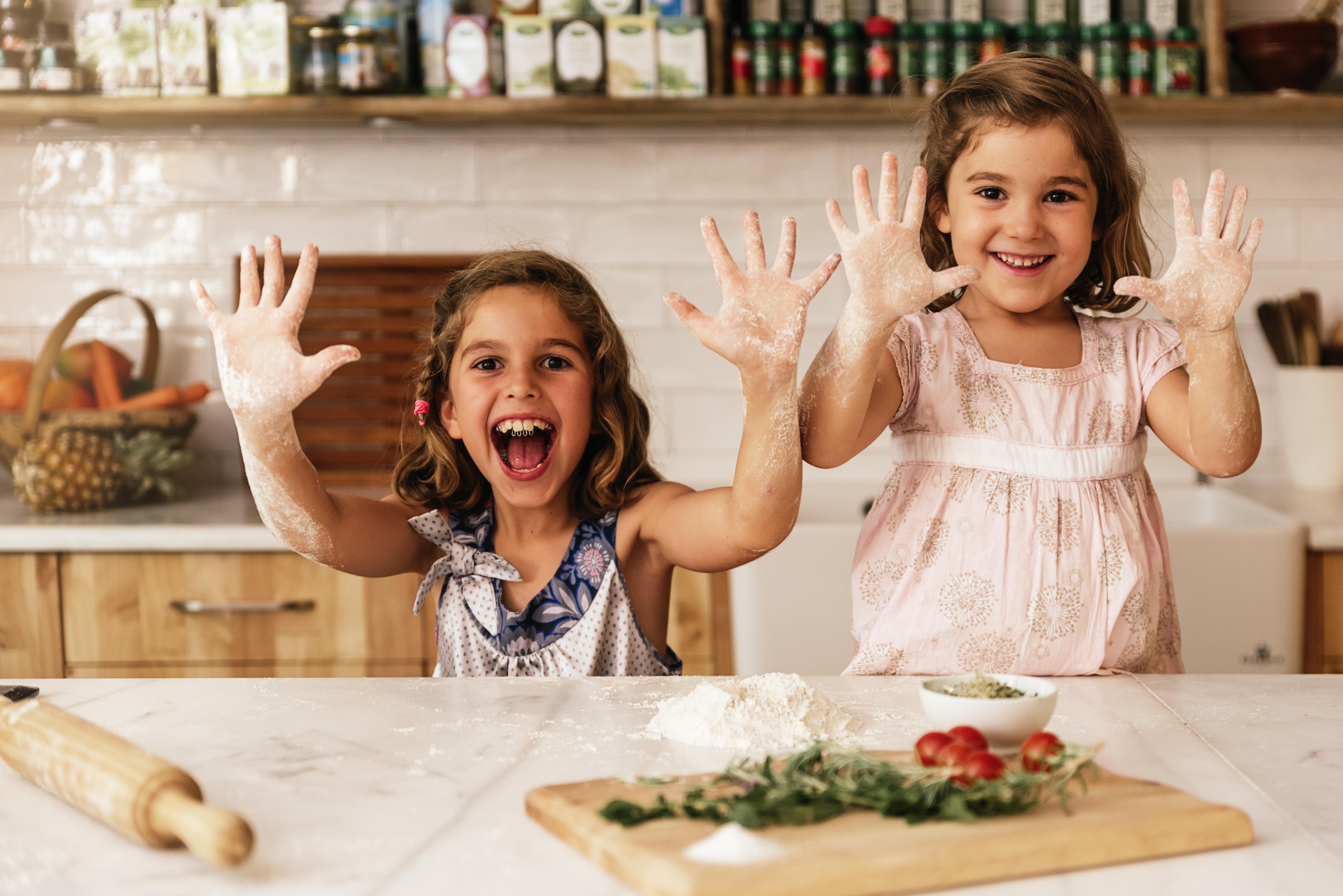 Taller Navideño de Pizzas Creativos para Niños
