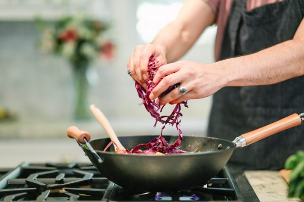Curso Anual de Cocina + Alimentación Ecológica y Terapeútica