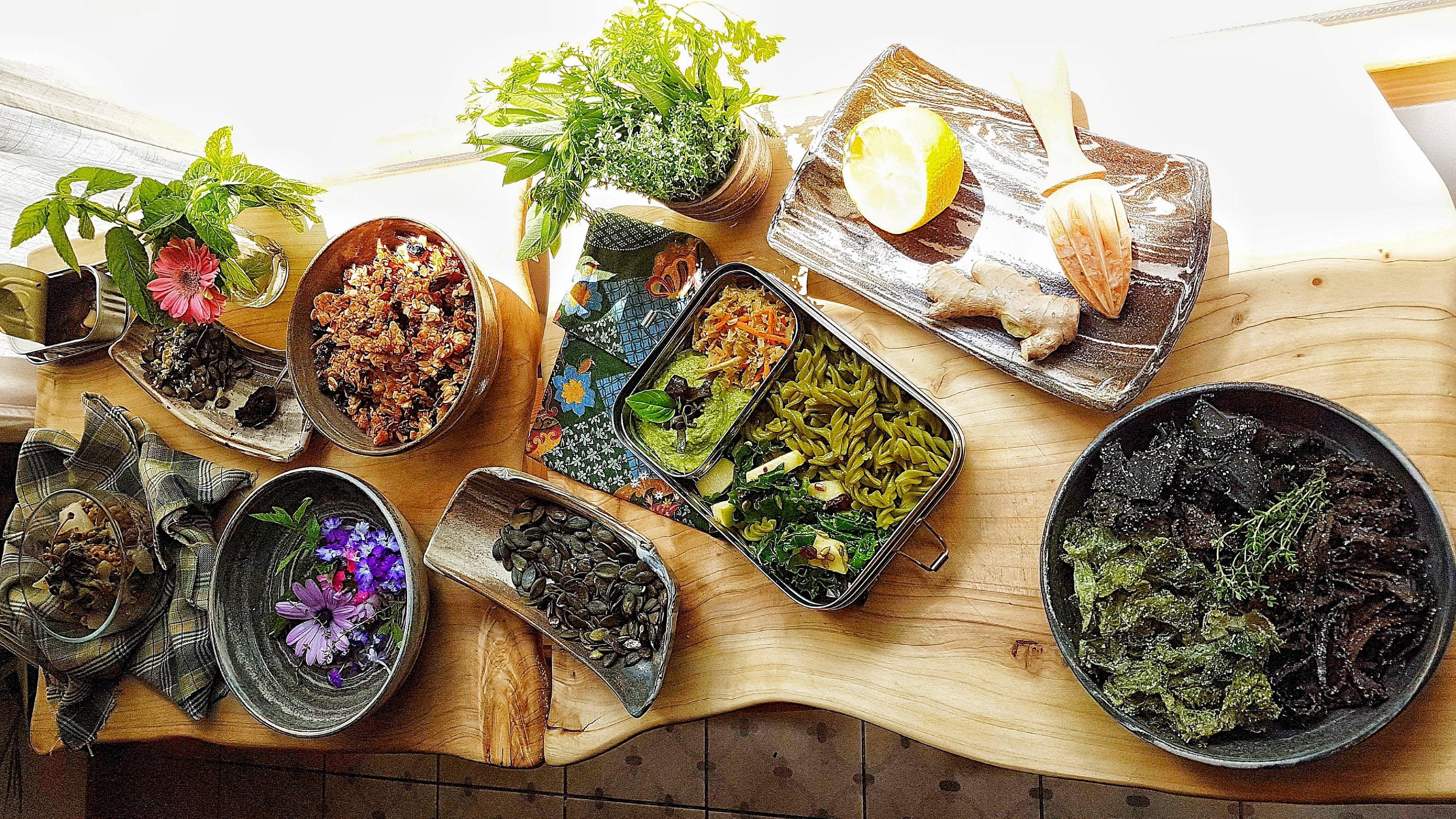 Cocina saludable en poco tiempo para toda la semana