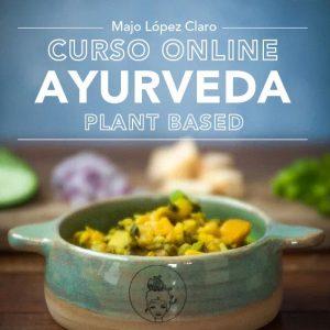 Curso Online de Ayurveda Plant Based. Completo